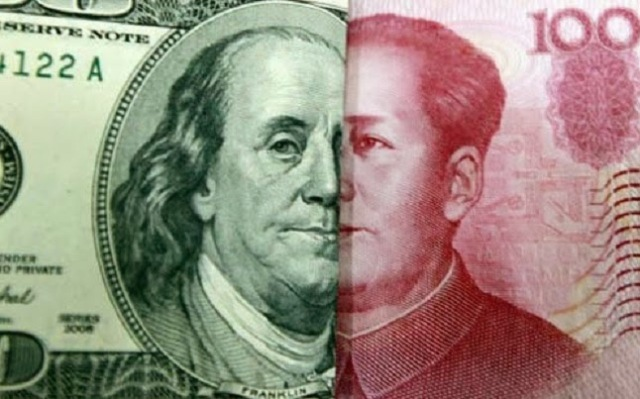 rmb versus us dollar Instead it pegs its currency, the yuan (or renminbi), to the us dollar the yuan was pegged to the greenback at 828 to the dollar for more than a decade starting.